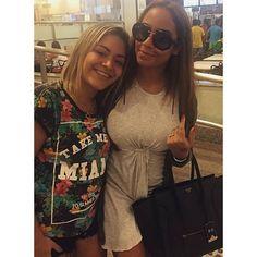 WEBSTA @ minharafaella - Rafa com fã ontem no Shopping.