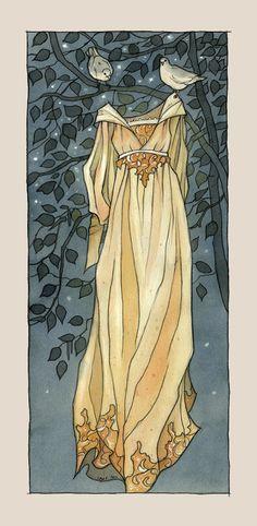 The third dress by ~liga-marta on deviantART