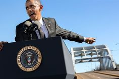 President Barack Obama delivers remarks during the event to commemorate the 50th Anniversary of Bloody Sunday and the Selma to Montgomery civil rights marches, at the Edmund Pettus Bridge in Selma, Alabama, on March 7, 2015.