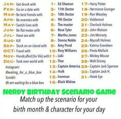Mine is be flatmates with 11 th doctor....i can handle that...lol