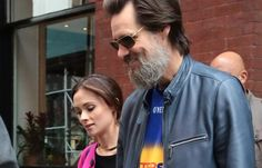 Jim Carrey Being Sued By Ex-Girlfriend's Mother