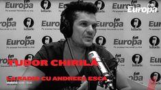 Tudor Chirila La Radio cu Andreea Esca