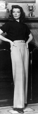 Katharine Hepburn / Born: Katharine Houghton Hepburn, May 12, 1907 in Hartford, Connecticut, USA / Died: June 29, 2003 (age 96) in Old Saybrook, Connecticut, USA