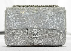 Chanel 2012 Classic Flap Bag in Diamante