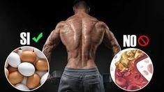 12 Alimentos para aumentar masa muscular en poco tiempo