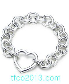 Tiffany Bracelet. Love!