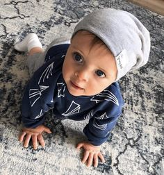 Baby Boy Fashion, Fall Style, Winter Outfits - The most beautiful children's fashion products Toddler Boy Fashion, Toddler Outfits, Baby Boy Outfits, Kids Outfits, Kids Fashion, Autumn Fashion, Fashion Outfits, Cute Little Boys, Cute Kids