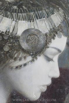ISHTAR GODDESSES OF NIBIRU by Romulo Royo - http://www.laberintogris.com/es/7-ediciones-limitadas