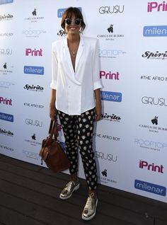 Evolução de Estilo: Jessica Athayde - Personalidades - Vogue Portugal
