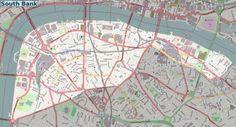 map london south bank now this is an fantastic post i like this a great