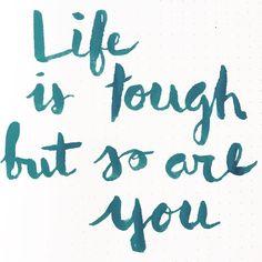 Monday motivation.  #inspirationalquotes #brushlettering #handlettering #handletteringpractice #bujo #bujojunkies #quotes #depression…