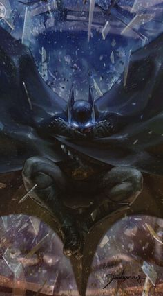 Batman Comic Wallpaper, Batman Artwork, Hero Wallpaper, Dc Comics Art, Fun Comics, Marvel Dc Comics, Im Batman, Batman Arkham, Comic Kunst