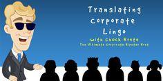 Translating Corporate Lingo