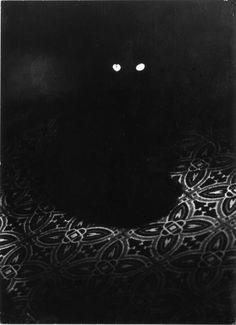 """Brassaï, """"Le chat"""" (The cat), Paris de Jour, 1945 Thanks towonderfulambiguity"""