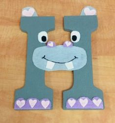 11 Best Hippo Craft Idea For Kids Images Hippo Crafts Toddler