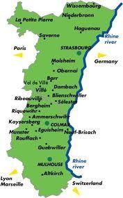 De Elzas Frankrijk Tallsay Com In 2020 Frankrijk Elzas Kaarten