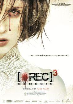 錄到鬼:腥嫁娘 [REC]³ Génesis (2012)