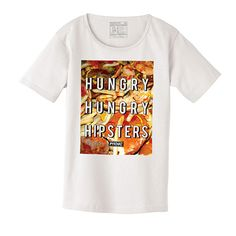 Hungry Hungry Hipsters Tee