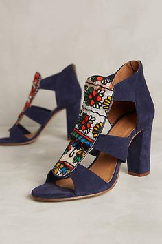 Howsty Nura Heels - anthropologie.com #anthrofave