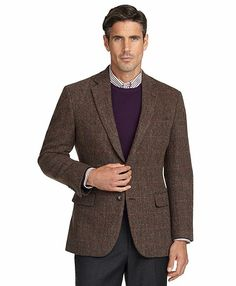 Madison Fit Herringbone Sport Coat | Awesome.