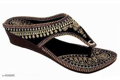 Checkout this latest Flats Product Name: *Attractive Women's Multicolor Flats* Sizes:  IND-3, IND-4, IND-5, IND-6, IND-7, IND-8 Country of Origin: India Easy Returns Available In Case Of Any Issue   Catalog Rating: ★4.1 (1083)  Catalog Name: Women's Pretty Ethnic Velvet Embroidery Flats Vol 18 CatalogID_658045 C75-SC1071 Code: 771-4546885-994