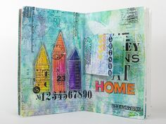 Shari Carroll: Art Journal tutorial http://simonsaysstampblog.blogspot.com/2013/05/the-journey-begins-with-shari-carroll.html