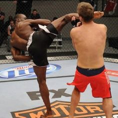 Possibly Nastyest knockout ever in UFC & 100% best ko ever on The Ultimate Fighter #MMA #UFC