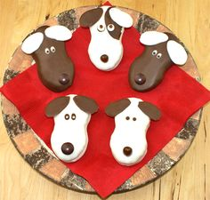 Nutter Butter Puppy Cookies