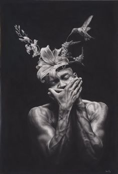 Surreal pencil drawings by South African artist Jono Dry Dark Photography, Creative Photography, Pencil Drawings, Art Drawings, Hyperrealistic Drawing, Artwork Meaning, Art Manga, South African Artists, Black And White Portraits
