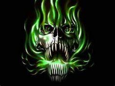 Skull Head Art Grim Reaper Creeper Dark Tattoo Designs Ideas Gallery Realistic Drawings