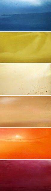 Vintage textures PSD backgrounds