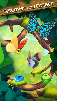 Flutter: Butterfly Sanctuary | I Use This App - App Reviews - iPhone Apps #iphone #android #apps