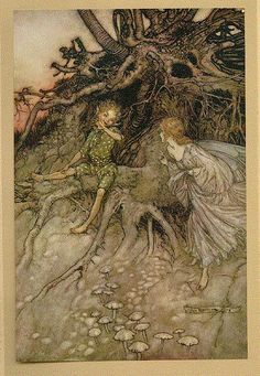 arthur rackman illustration