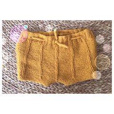Les petits shorts en laine sont dispo également ✨