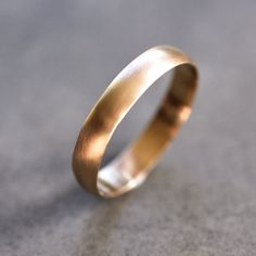 simple mens wedding band
