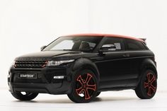 Range Rover Evoque Startech Concept... Would like this Just for one week, this isn't a keeper in my book just a fun toy!!!