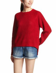 Amazon.co.jp: (ウィゴー)WEGO チャンキーカラーセーター: 服&ファッション小物