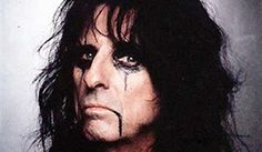 Alice Cooper, the shock rock megastar who makes Marilyn Manson look like a choir boy, stopped his hard-partying ways and returned to his Bible Christian roots in the late 1980s and today, still hugely