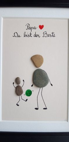 Stone picture, father's day gift, father's day, best dad – Gift Ideas Gifts For Father, Gifts For Him, Great Gifts, Holiday Break, Holiday Time, When Your Best Friend, Stone Pictures, Presents For Her, Mom Day