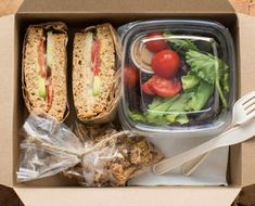 Lunch-Box-gourmet park catering