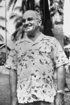 President Harry S Truman In Key West