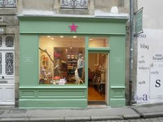 Garance aime les vacances recently opened a new shop in Quimper