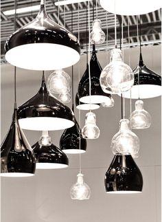 &Tradition Hanglamp Mega Bulb