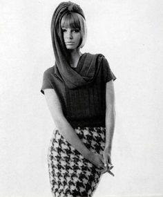 Lanvin 1964 - Jean Shrimpton