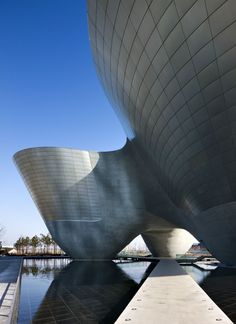 Futuristic Architecture, Incheon Tri-bowl, South Korea / iArc #Architects #Architecture ☮k☮