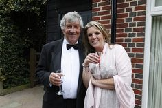 Peter Taylor and Justine Yeats