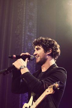 Darren. Criss Listen Up Tour 2013