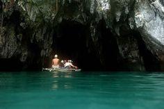 Ingresso nella grotta Subterranean River di #PuertoPrincesa | #Filippine