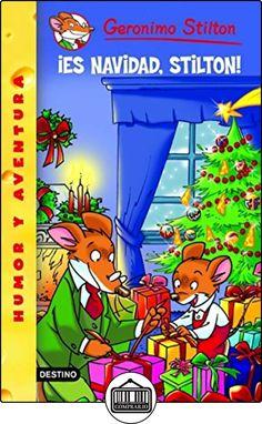 Es Navidad, Stilton: Geronimo Stilton 30 de Geronimo Stilton ✿ Libros infantiles y juveniles - (De 6 a 9 años) ✿