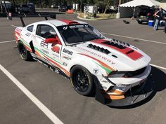 """For Sale: 2009 Ford Mustang GT """"Pikes Peak International Hill Climb"""" Race Car — StangBangers 2009 Ford Mustang, Ford Mustangs, Hill Climb Racing, Road Racing, Formula Drift, Pikes Peak, Race Cars, Automobile, Marvel"""